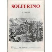 Solferino - 24 juin 1859 (wargame Jeux Descartes en VF)