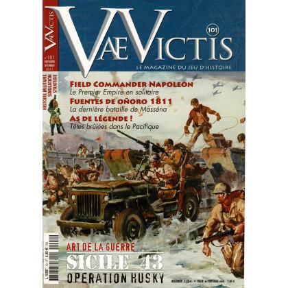 Vae Victis N° 101 (Le Magazine du  Jeu d'Histoire) 004