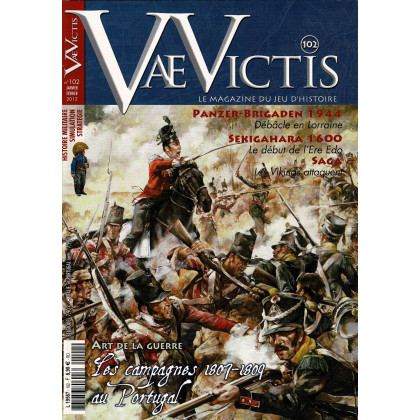 Vae Victis N° 102 (Le Magazine du Jeu d'Histoire) 004