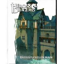 Héros & Dragons - Bâtisses clés en main (jdr de Black Book en VF)