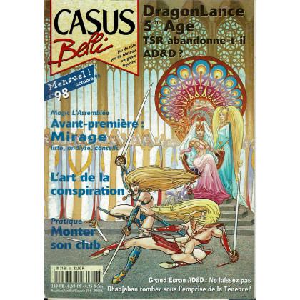 Casus Belli N° 98 (magazine de jeux de rôle) 010