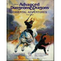 Oriental Adventures (jeu de rôle AD&D 1ère édition en VO)