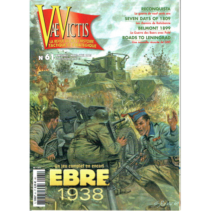 Vae Victis N° 61 (La revue du Jeu d'Histoire tactique et stratégique) 005