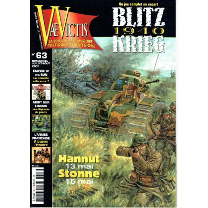 Vae Victis N° 63 (La revue du Jeu d'Histoire tactique et stratégique) 004