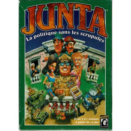 JUNTA - Deuxième édition (jeu de stratégie Descartes en VF) 002
