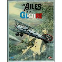 Les Ailes de la Gloire - Duels dans le Ciel de France (wargame d'Oriflam en VF) 002