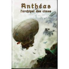 Anthéas - L'Archipel des Cimes (Livre de base jdr en VF)