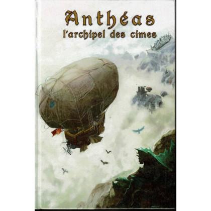 Anthéas - L'Archipel des Cimes (Livre de base jdr en VF) 007