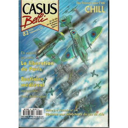 Casus Belli N° 82 (magazine de jeux de rôle) 009