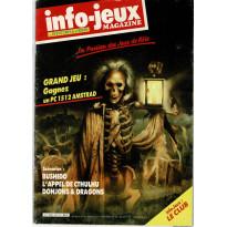 Info-Jeux Magazine N° 5 (La Passion des jeux de rôles)