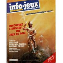 Info-Jeux Magazine N° 3 (La Passion des jeux de rôles)