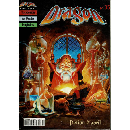 Dragon Magazine N° 35 (L'Encyclopédie des Mondes Imaginaires) 003