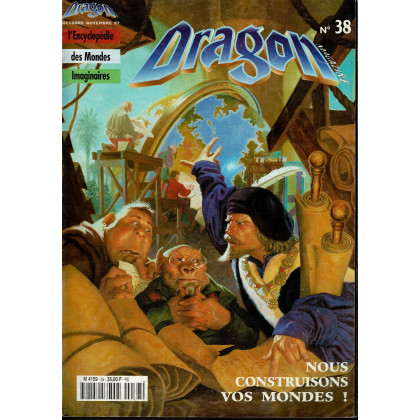 Dragon Magazine N° 38 (L'Encyclopédie des Mondes Imaginaires) 002
