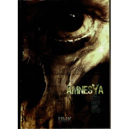 Amnesya 2K51 - Livre de base (jdr d'Ubik en VF) 001