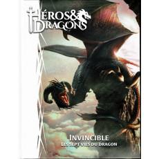 Invincible - Les Sept Vies du Dragon (jdr Héros & Dragons de BBE en VF)