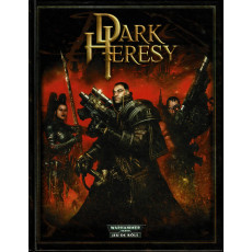 Dark Heresy - Le Jeu de Rôle dans les Ténèbres du 41e Millénaire (Livre de base jdr en VF)