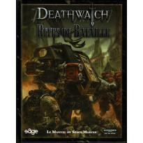 Rites de Bataille (jdr Deathwatch en VF)