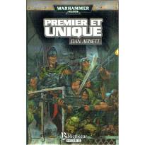 Premier et Unique (roman Warhammer 40,000 en VF)