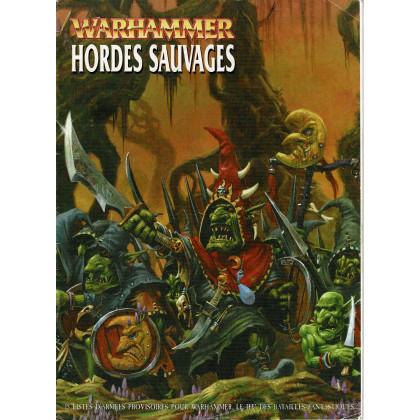 Hordes Sauvages (listes d'armées jeu de figurines Warhammer en VF) 002