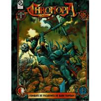 Chronopia - Combats de Figurines de Dark Fantasy  (Livre de règles en VF) 002