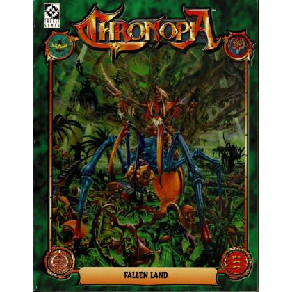 Chronopia - Fallen Lands (jeu de Figurines en VO) 001