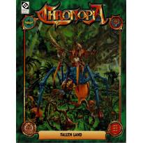 Chronopia - Fallen Lands (jeu de Figurines en VO)