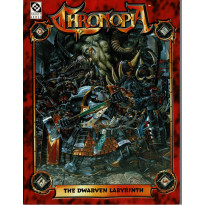 Chronopia - The Dwarven Labyrinth (jeu de Figurines en VO) 001