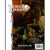 Héros & Dragons - Ecran du MJ (jdr de Black Book en VF) 003