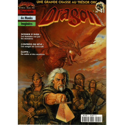 Dragon Magazine N° 41 (L'Encyclopédie des Mondes Imaginaires) 001