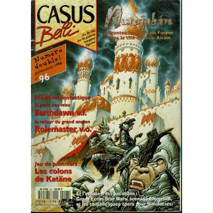 Casus Belli N° 96 (magazine de jeux de rôle) 007