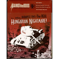 Against the Odds N° 31 - Hungarian Nightmare 1945 (A journal of history and simulation en VO)
