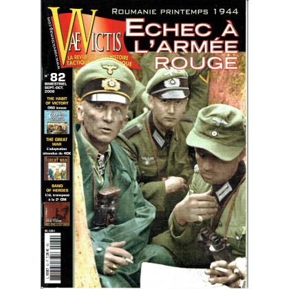 Vae Victis N° 82 (La revue du Jeu d'Histoire tactique et stratégique) 004
