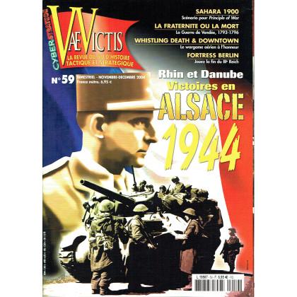 Vae Victis N° 59 (La revue du Jeu d'Histoire tactique et stratégique) 005