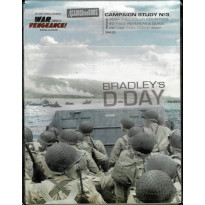 Against the Odds Campaign Study Nr. 3 - Bradley's D-Day (A journal of history and simulation en VO)
