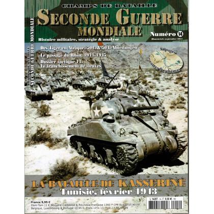 Seconde Guerre Mondiale N° 14 (Magazine d'histoire militaire) 001