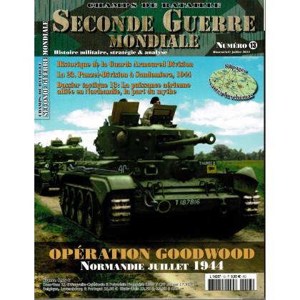 Seconde Guerre Mondiale N° 13 (Magazine d'histoire militaire) 001