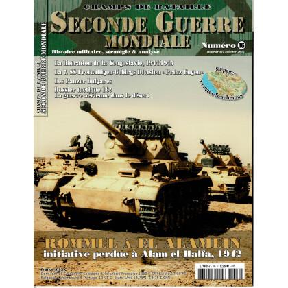 Seconde Guerre Mondiale N° 16 (Magazine d'histoire militaire) 001