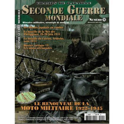 Seconde Guerre Mondiale N° 11 (Magazine d'histoire militaire) 001
