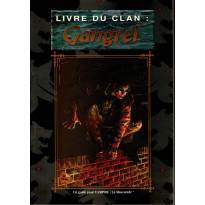 Livre du Clan Gangrel (jdr Vampire La Mascarade en VF)