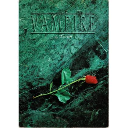 Vampire La Mascarade - L'Ecran du Conteur (jdr 1ère édition en VF) 003