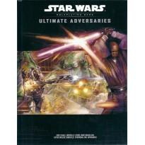 Ultimate Adversaries (Star Wars RPG en VO) 001