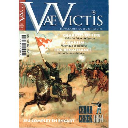 Vae Victis N° 94 (Le Magazine du Jeu d'Histoire) 005