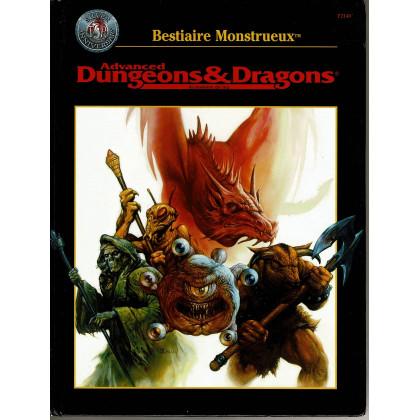 Bestiaire Monstrueux (jdr AD&D 2e édition révisée en VF) 002