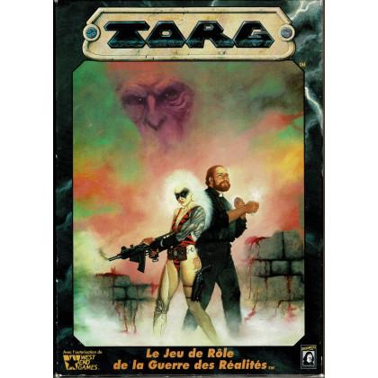 Torg - Le jeu de rôle de La Guerre des Réalités (boîte de jdr Jeux Descartes en VF) 004