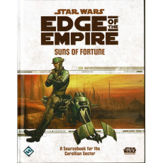 Suns of Fortune - Edge of the Empire (jdr Star Wars en VO)