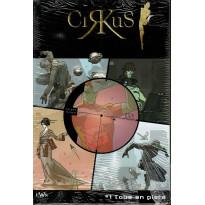 Cirkus - Livre de règles et écran de Jeu (jdr EW-System universel en VF)
