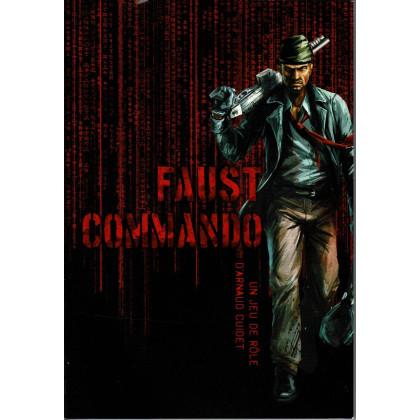 Faust Commando - Livre de base (jdr XII Singes en VF) 002