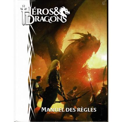 Héros & Dragons - Manuel des Règles (jdr de Black Book en VF) 002