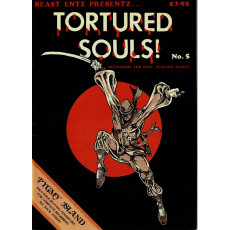 Tortured Souls Nr. 5 (scénarios for Role-Playing Games en VO)