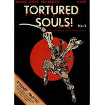 Tortured Souls Nr. 5 (scénarios for Role-Playing Games en VO) 001